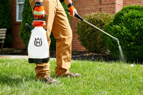 Introducing the Husqvarna Manual Sprayer Range
