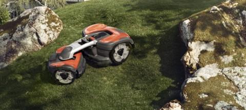 The Next Generation Automower® - 535 AWD