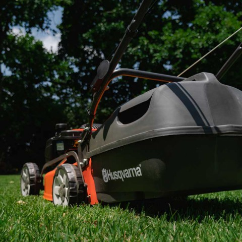 How to Cut an Overgrown Lawn